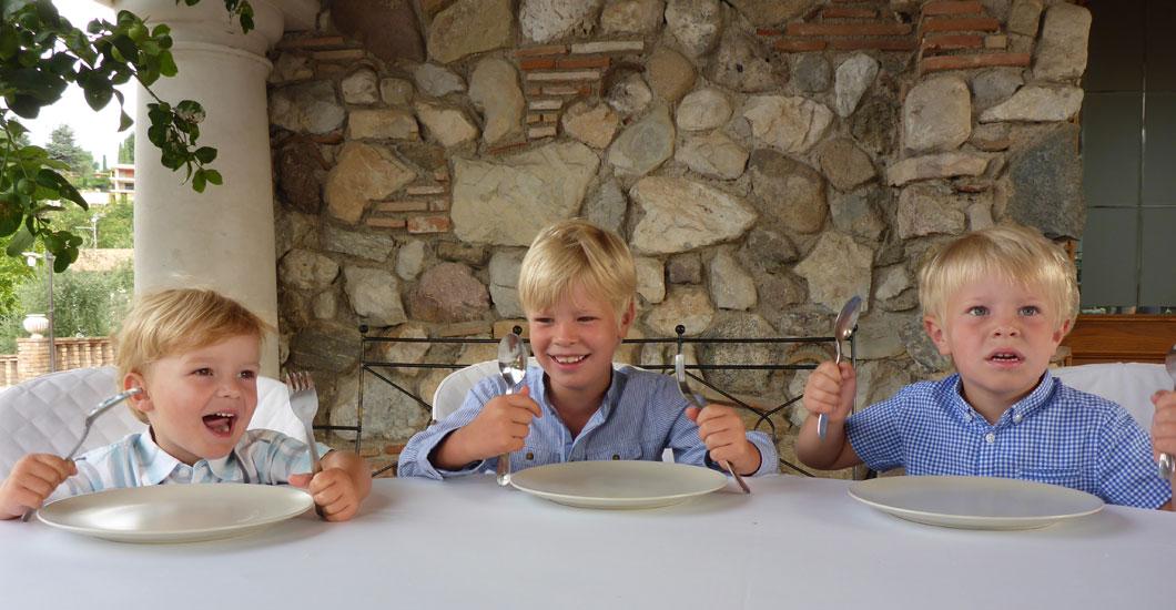 Knigge-Dinner für Kids